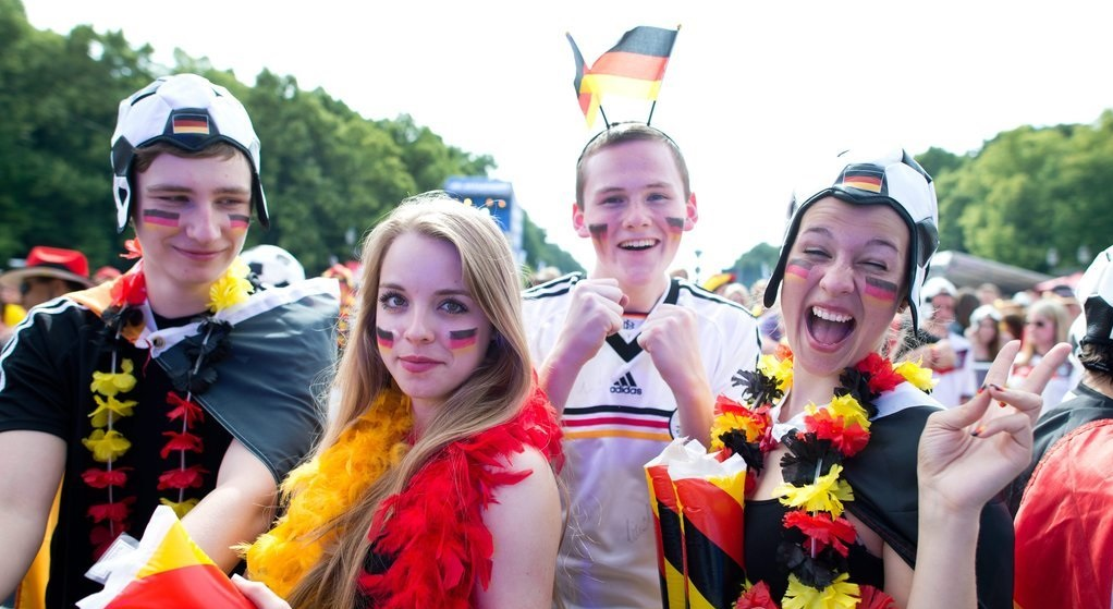 World Cup 2014 - Fan Mile Berlin